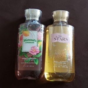 Bath & Body Works Shower Gel Bundle